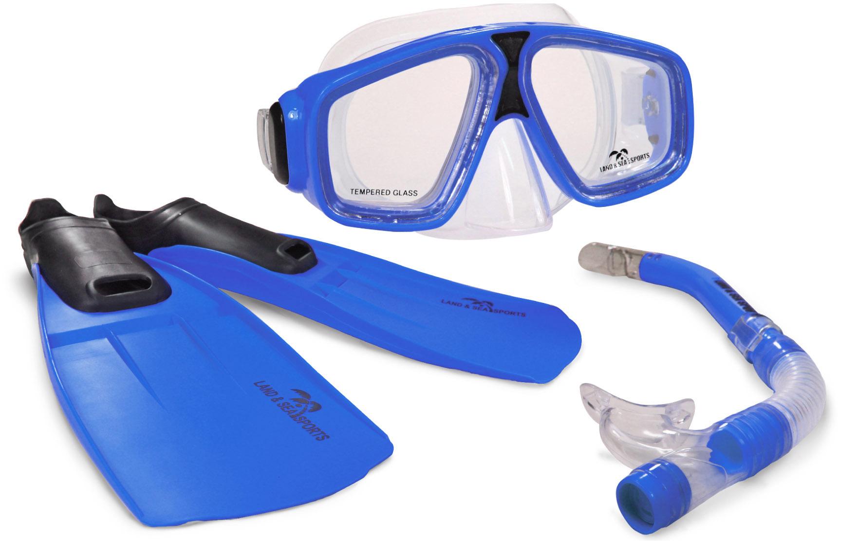 Adventurer Complete Snorkel Set