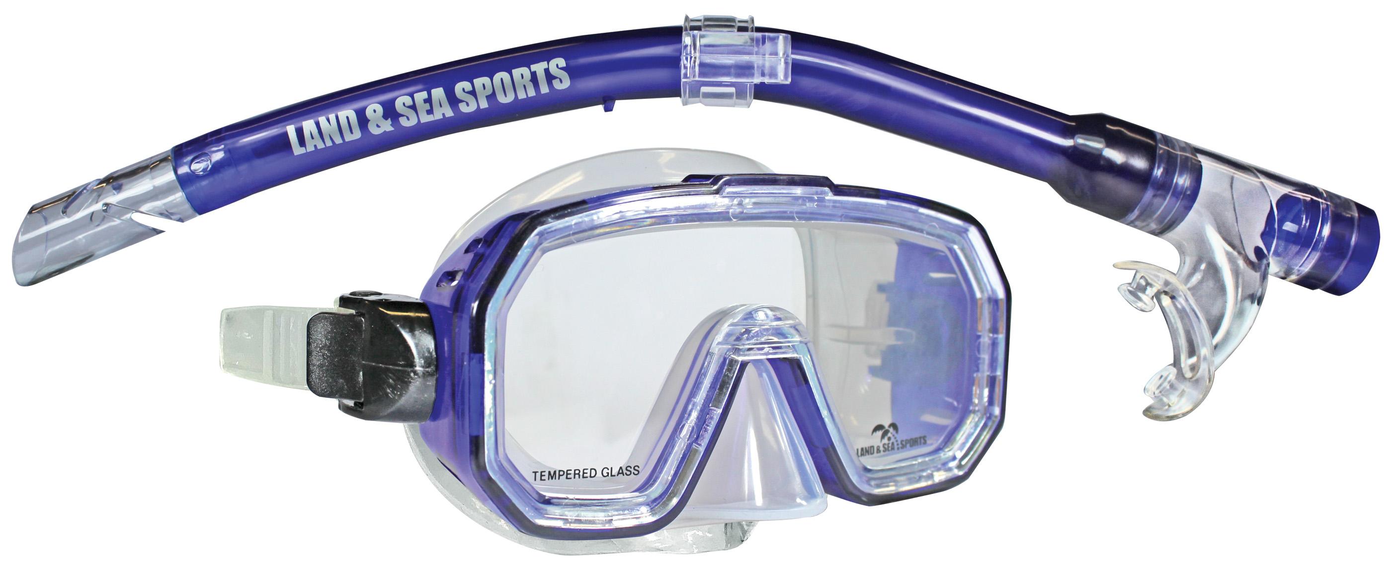 Kakadu Snorkel And Mask Set