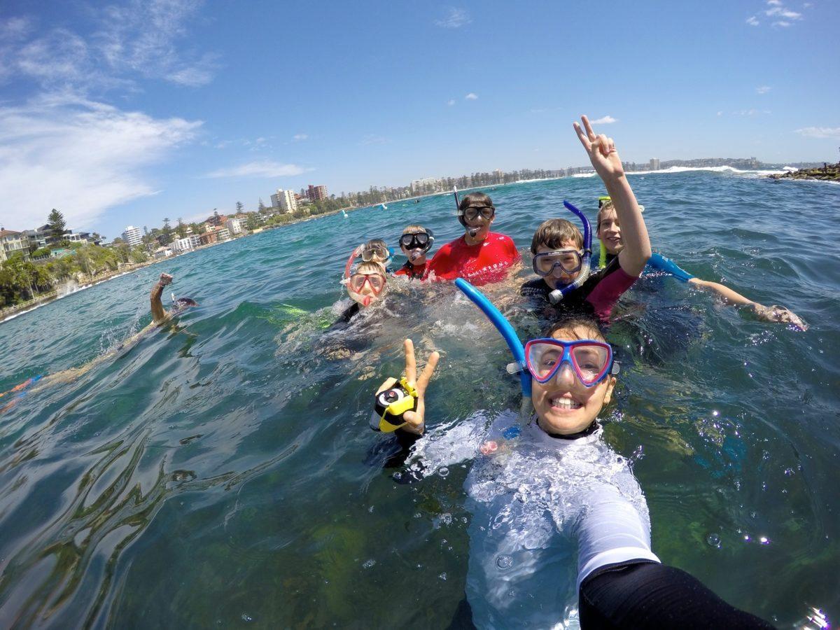 EcoTreasures Sydney tour guides