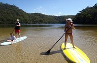 EcoTreasures Stand up paddle safari