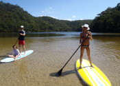 EcoTreasures Stand Up Paddle Board sales