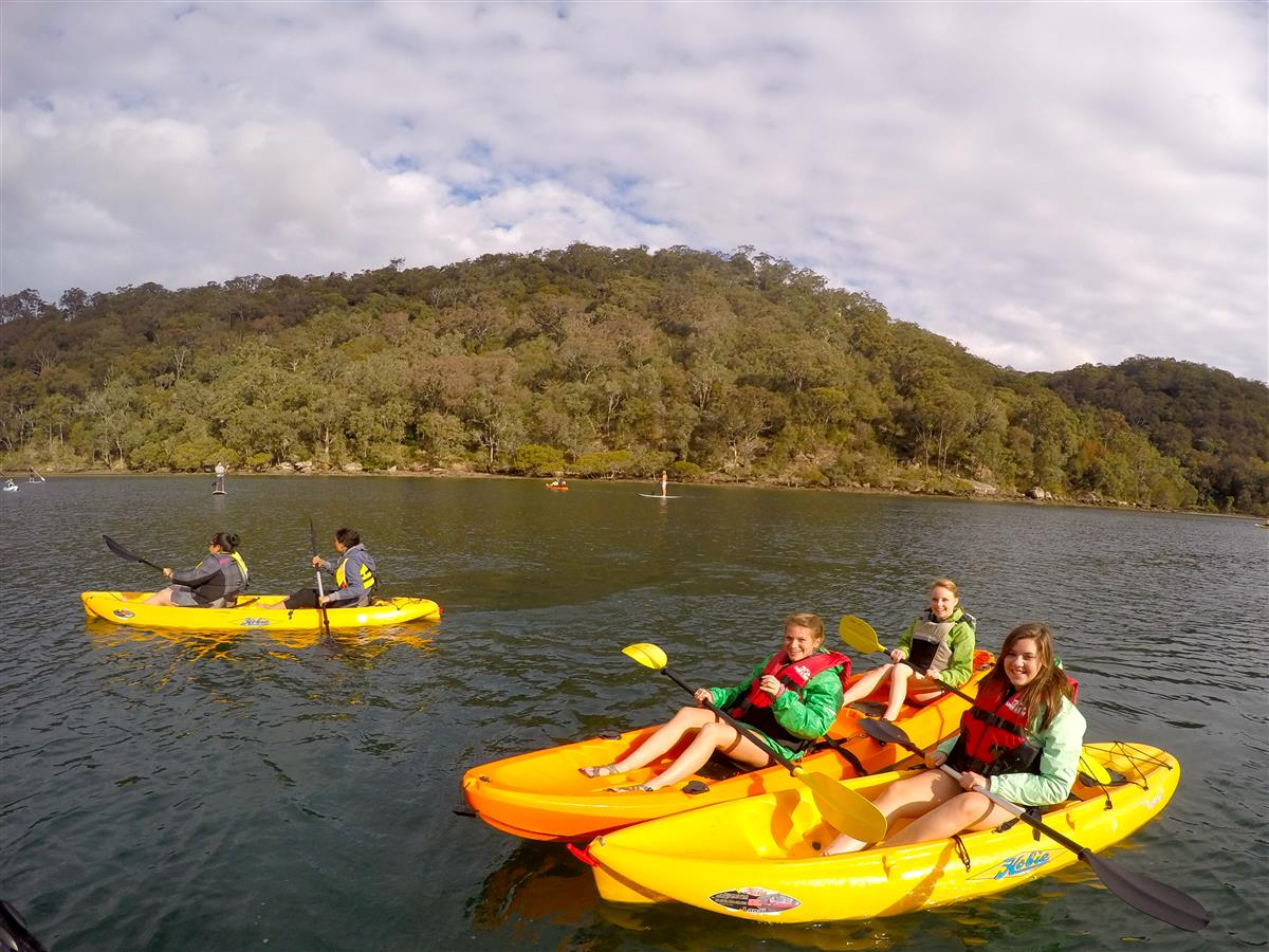 Basin Kayak Safari 1