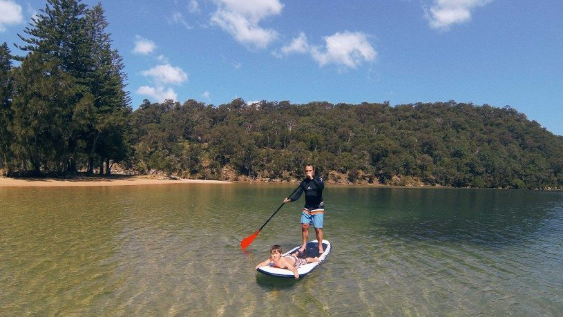 Paddle Board Kayak Snorkel Hire