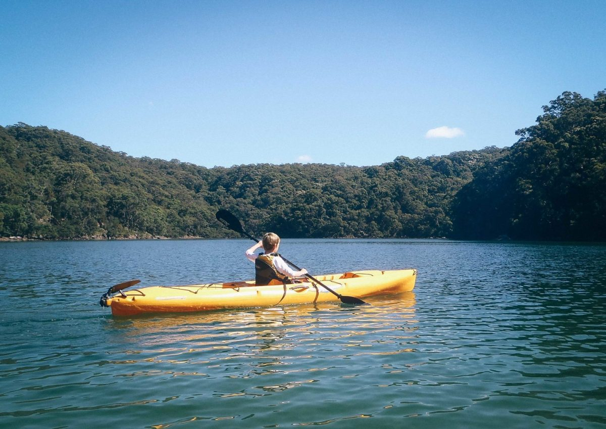 Kayak hire sydney