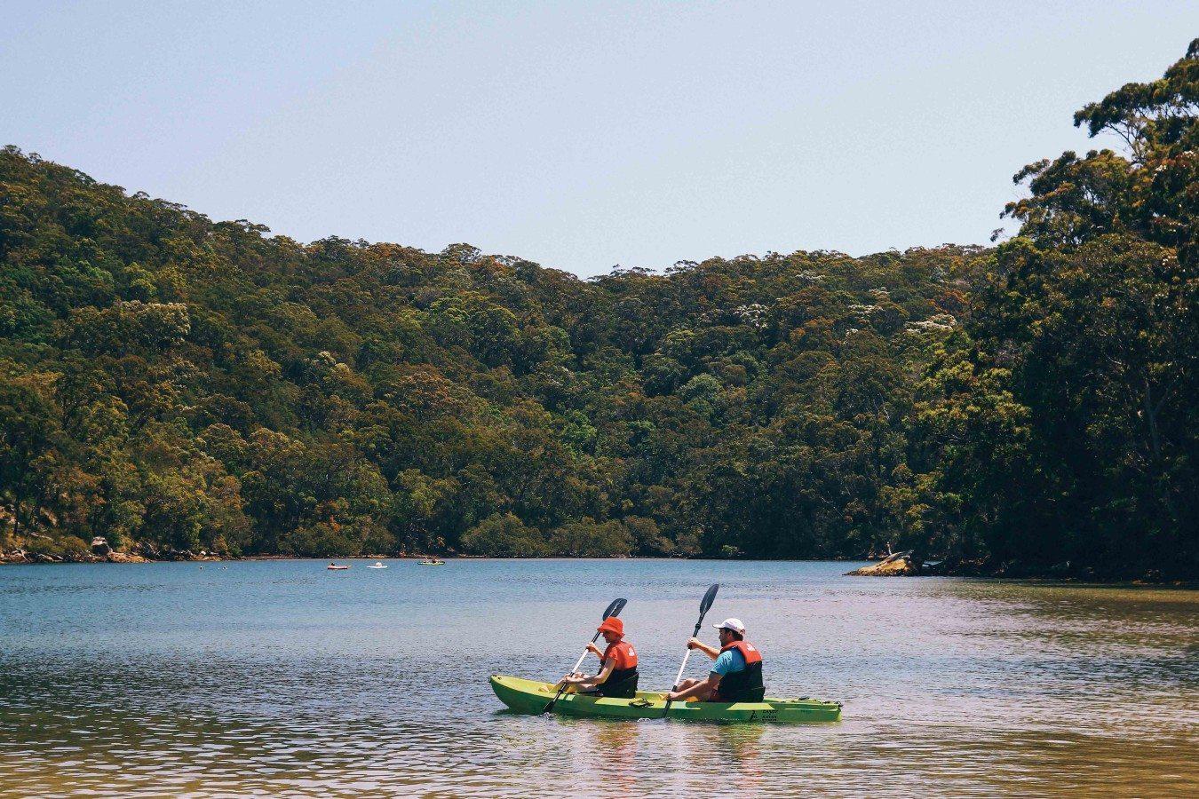 Basin Kayak Safari