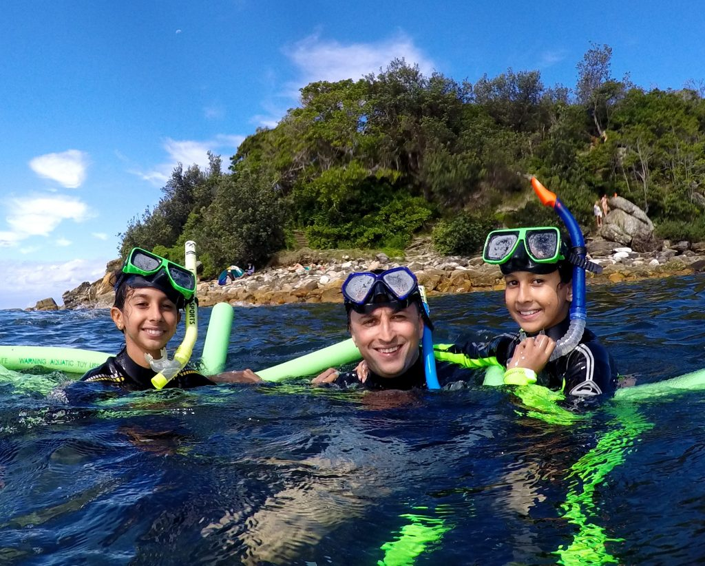 Private Manly Snorkel Tour