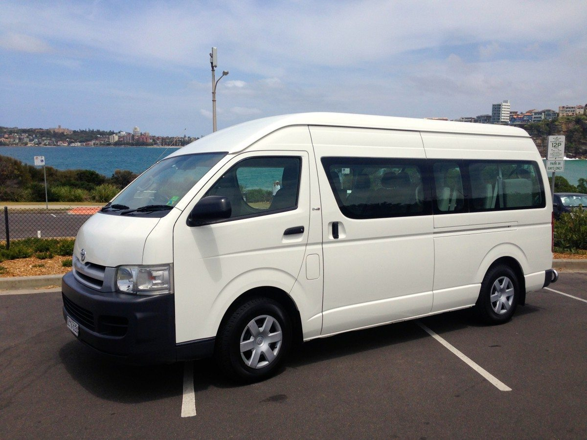 EcoTreasures sydney bus charter