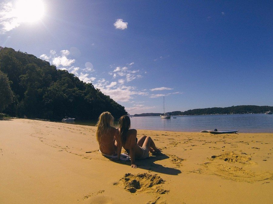 Pittwater Paddle Board (SUP) Safari