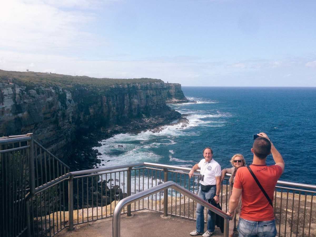 Manly North Head Self guided walking tour