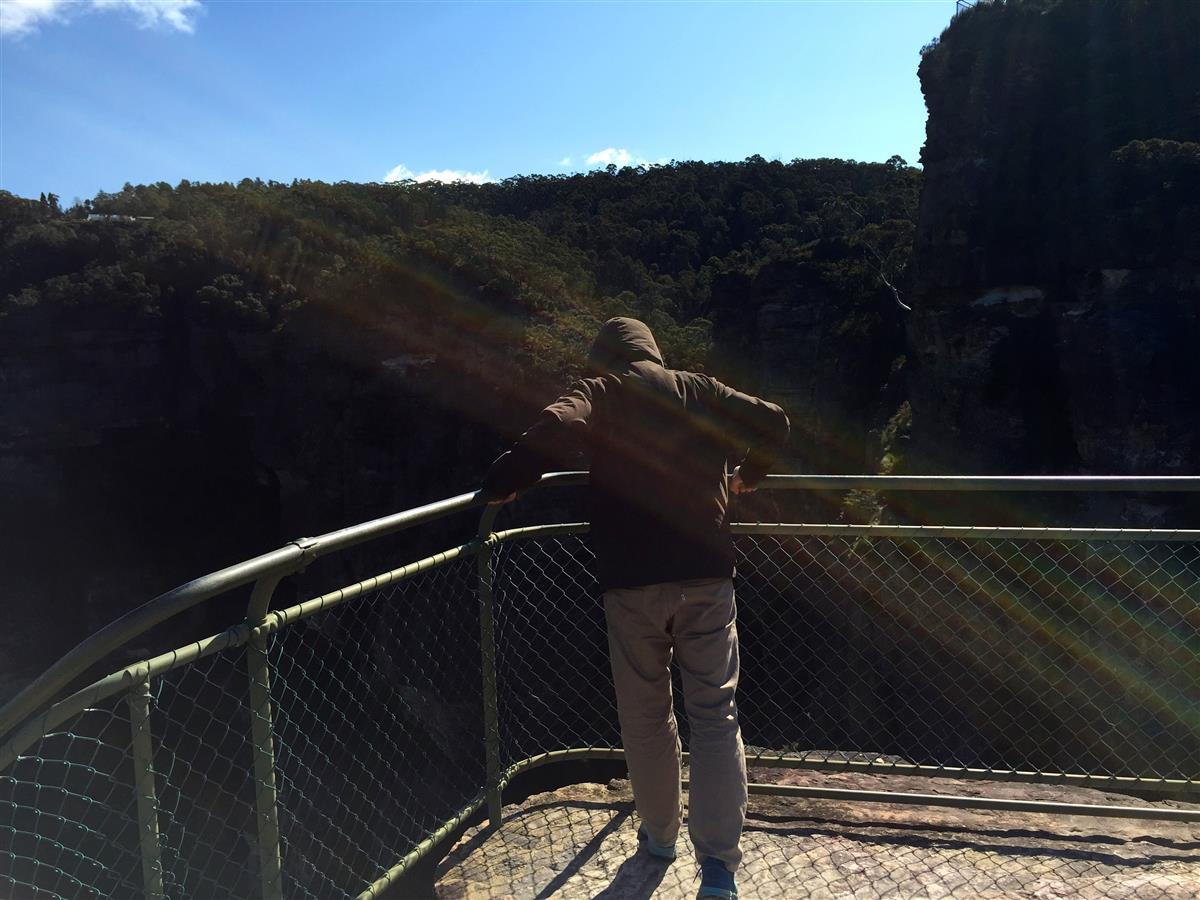 EcoTreasures Blue Mountains Tour from Sydney private touring
