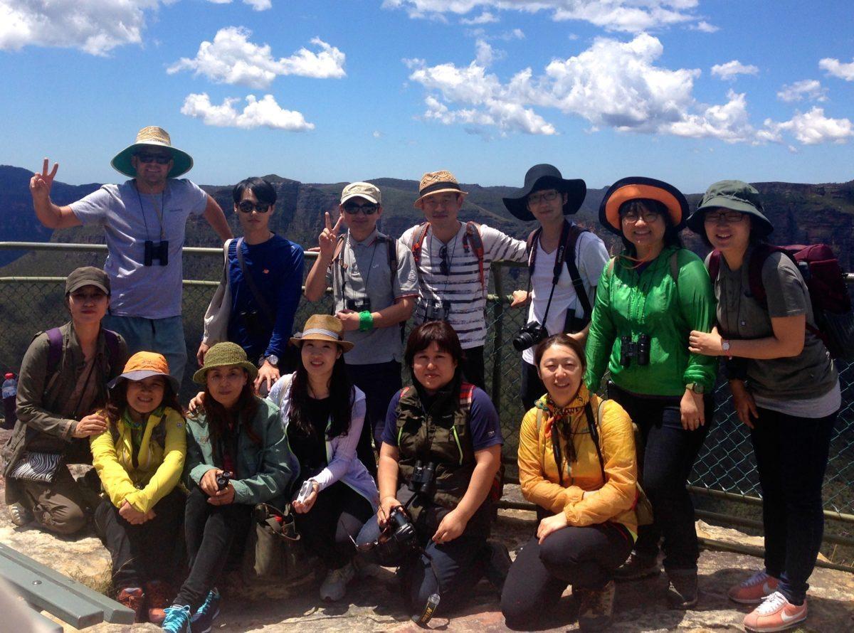 Private Blue mountains tour ecotreasures