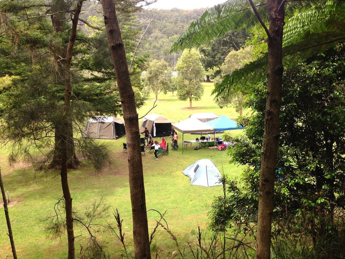 EcoTreasures Basin camping tour ku-ring-gai Sydney