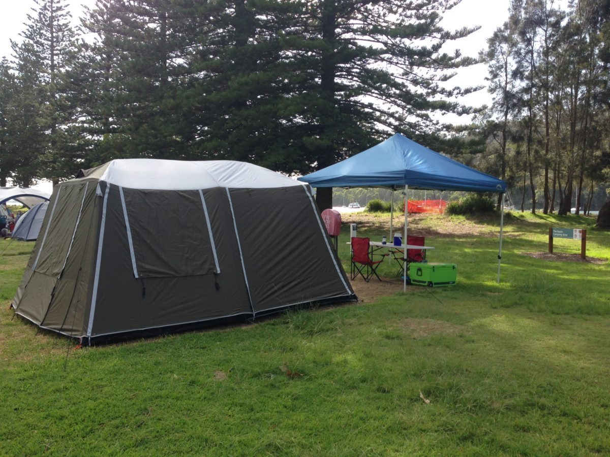 Special requirements & Deluxe Camping Experience Sydney - ECOTREASURES