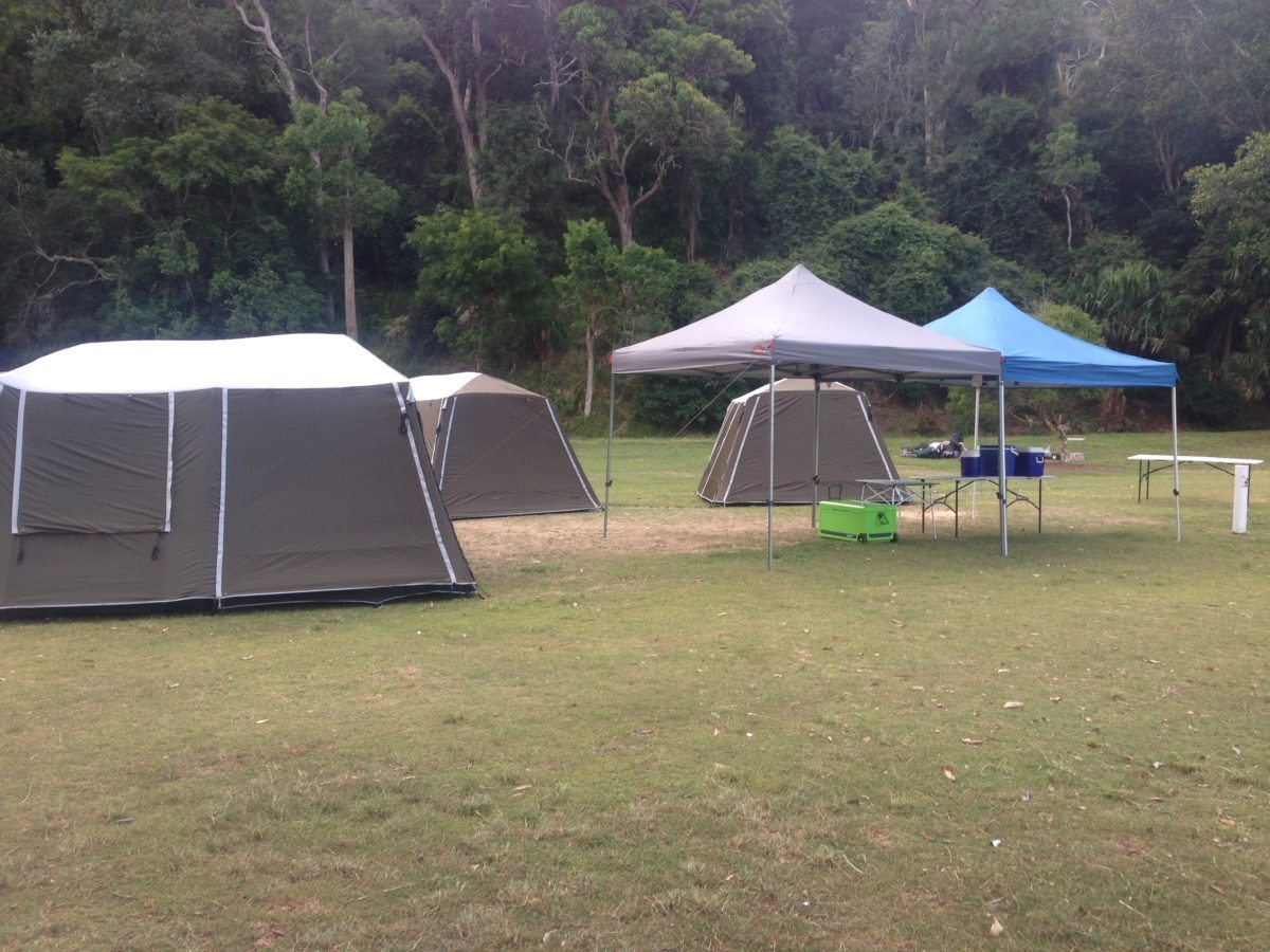 Sydney deluxe camping experience ecotreasures