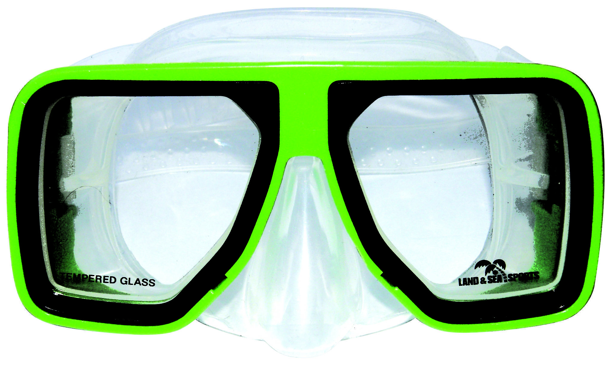Great Barrier Reef snorkel mask
