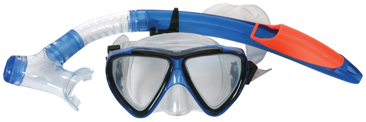 Snorkel and mask-penguin-set