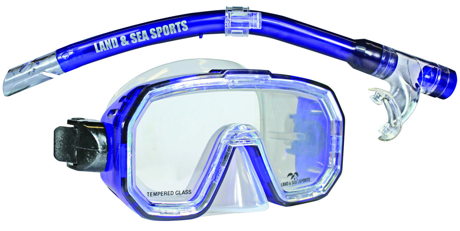 Snorkel and mask set-kakadu-junior-set