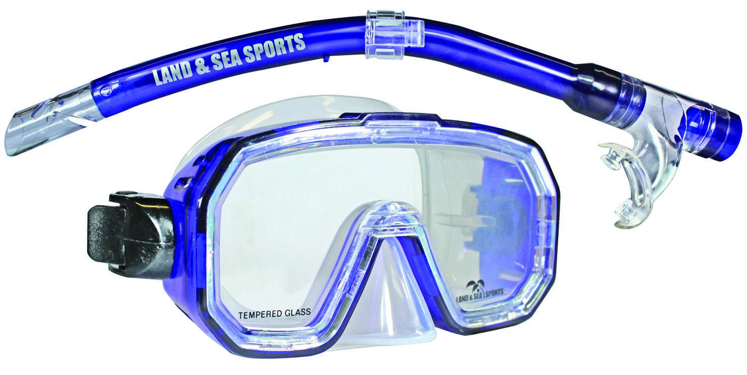 Snorkel and mask set-kakadu-junior-set