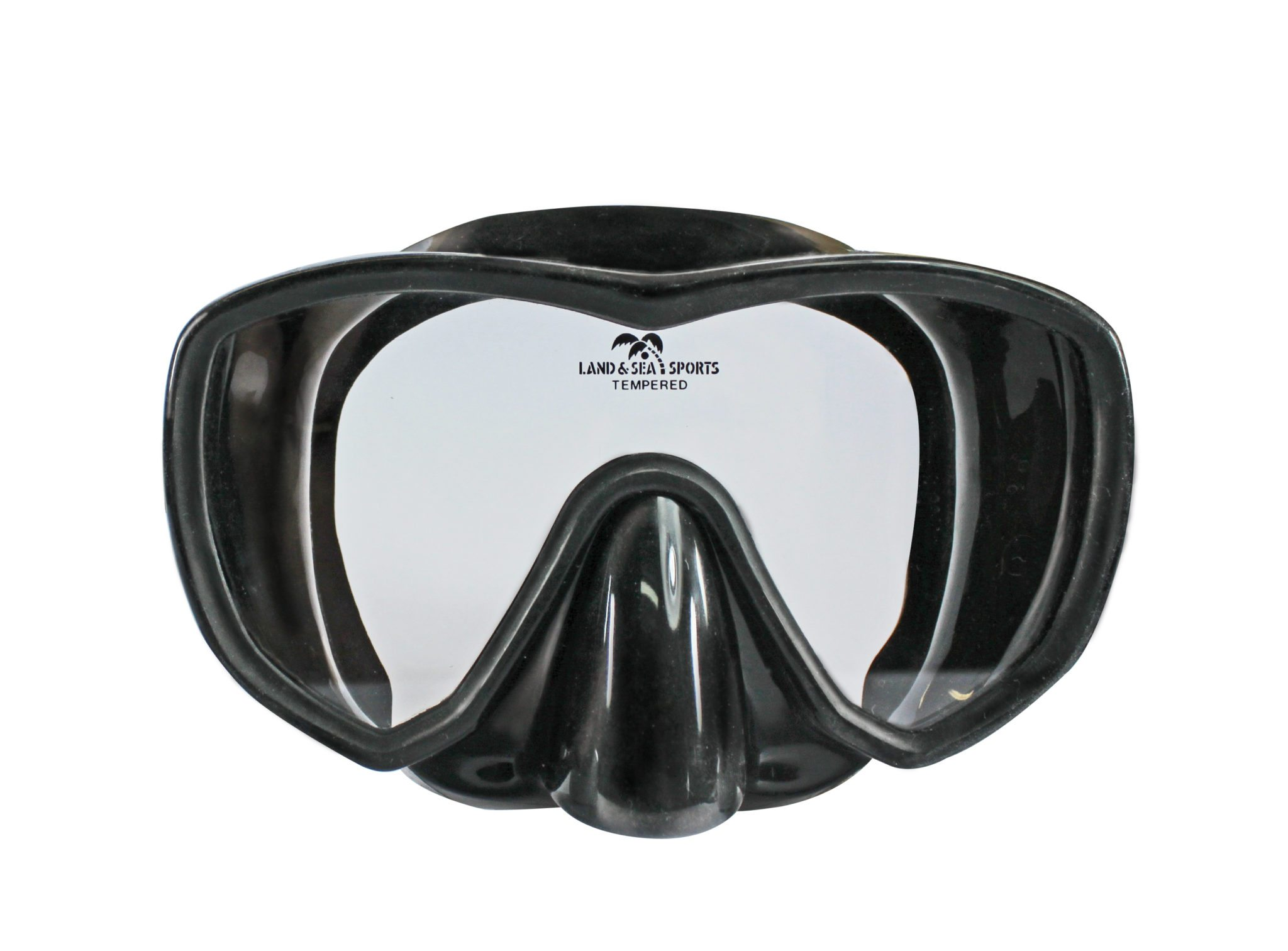 Snorkeling mask black-marlin