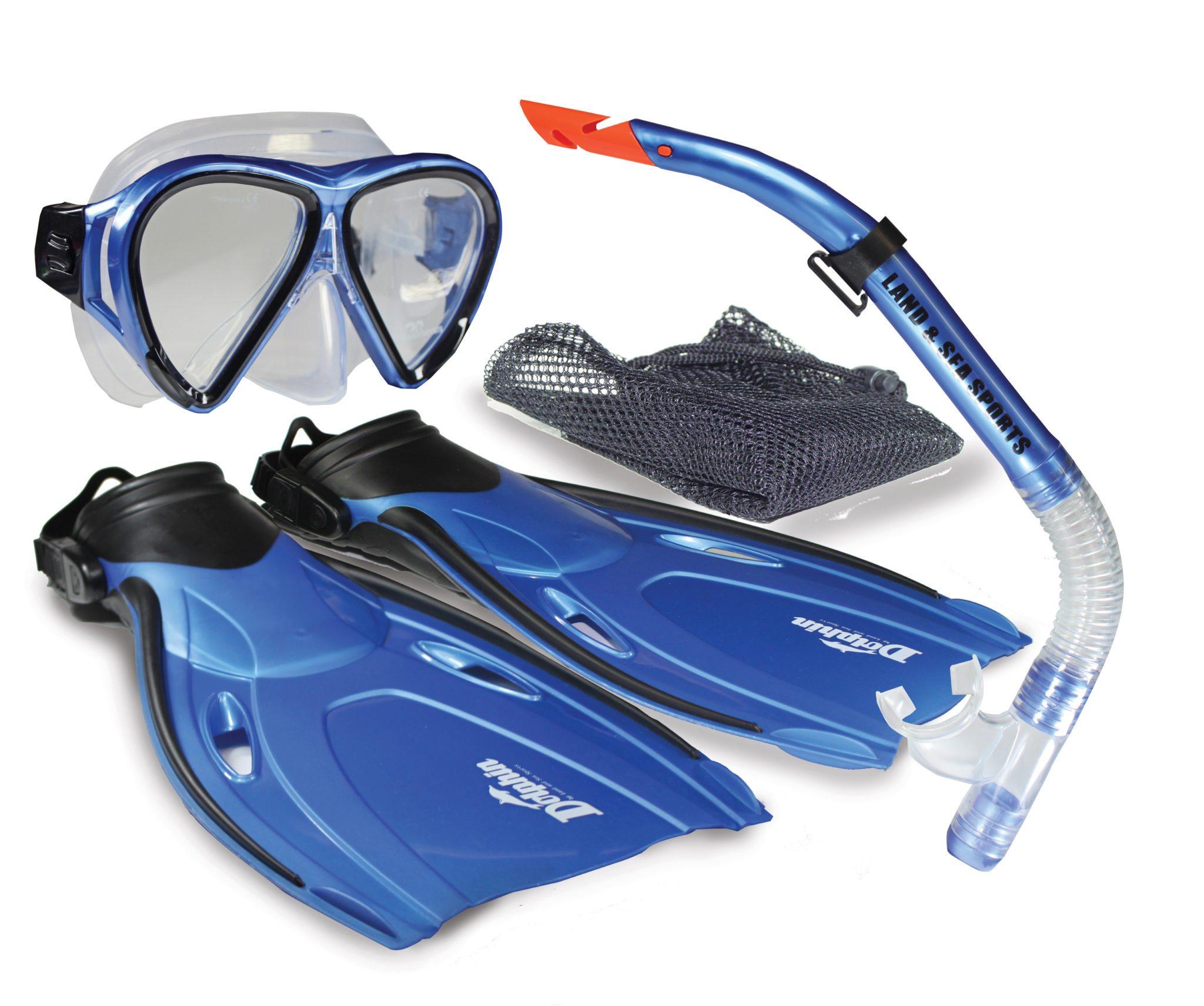 Snorkel set-dolphin-set