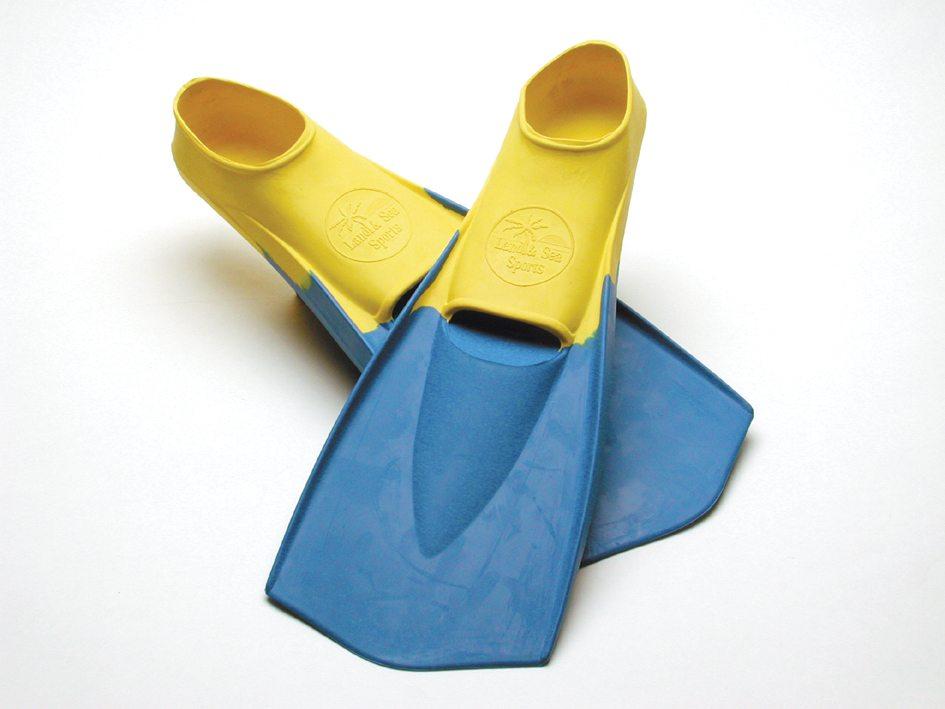 Flippers-thruster-rubber-fin