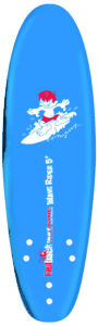 soft board online shop-wave-rider-blue-5ft