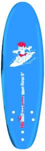 soft board online shop-wave-rider-blue-5ft