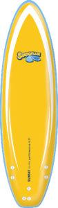 soft board online shop Sunset Tri-Fin 6ft Mustard