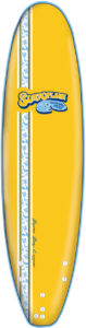 sotf board online shop Byron Bay Logger 7ft Mustard