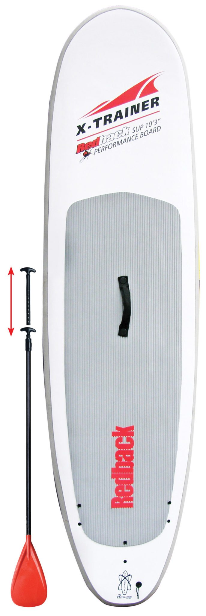 X Trainer paddle board