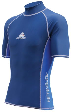 wetsuits mens-rashie-ss-blue