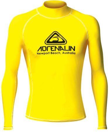 wetsuit shop online-high-vis-ls-yellow