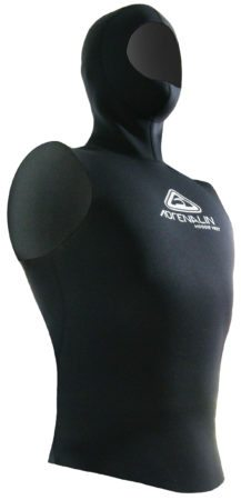 Wetsuits 2mm Hooded Vest