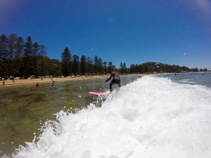 Palm beach day tour surfing private touring